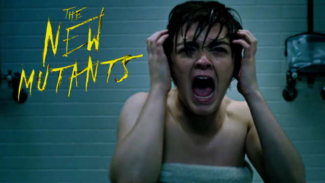 trailer for The New Mutants