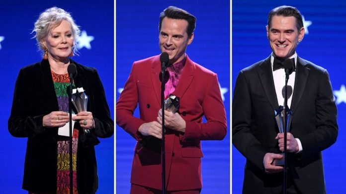 Critics Choice Awards 2020 Winners
