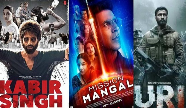 Bollywood Films In 2019