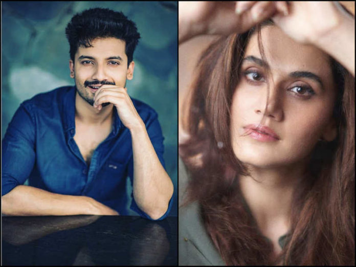 Bollywood entertainer Taapsee Pannu will be joined by Priyanshu Painyuli